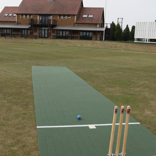 Flicx 2G Match Cricket Pitch