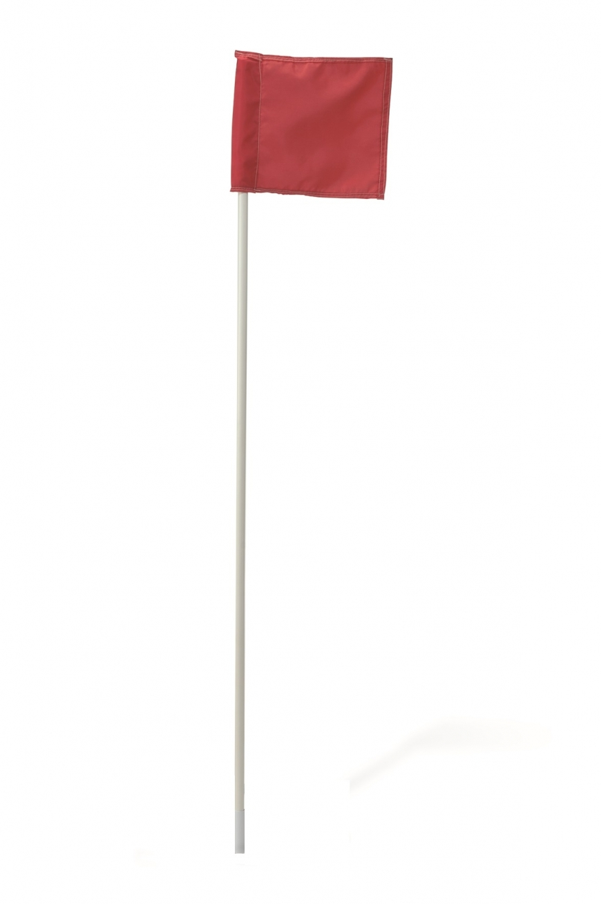 Flexible PVC Corner Pole with Spike